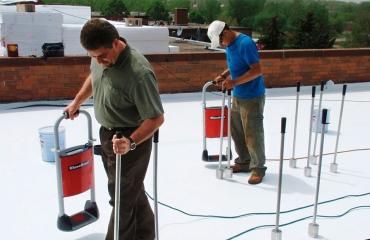 GAF TPO Roofing